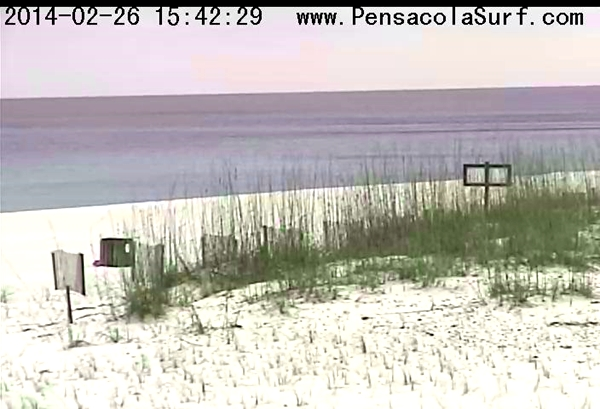 Wednesday Afternoon Beach and Surf Report 02/26/14