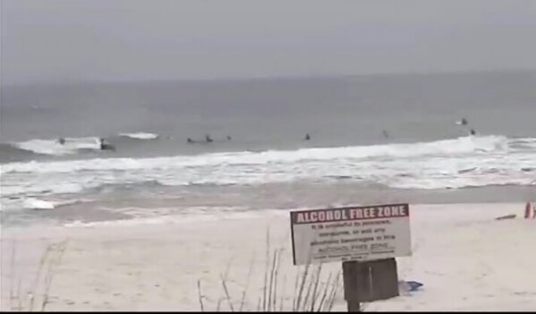 Friday Afternoon Beach and Surf Report 03/28/14