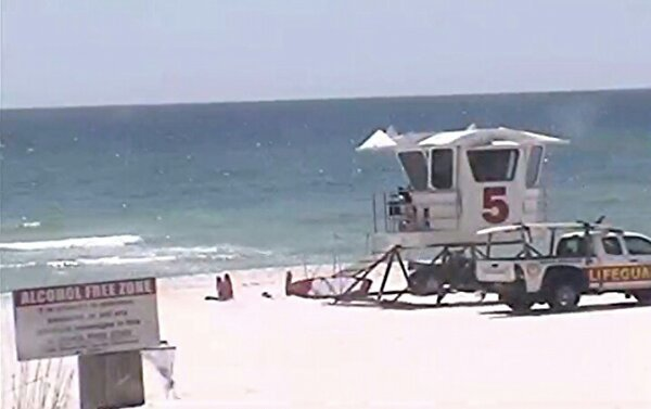 Monday Afternoon Beach and Surf Report 03/31/14