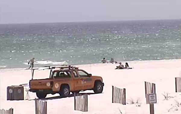 Tuesday Afternoon Beach and Surf Report 04/22/14