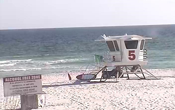 Tuesday Afternoon Beach and Surf Report 04/01/14