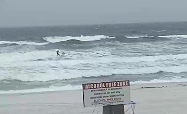 Tuesday Morning Beach and Surf Report 04/29/14