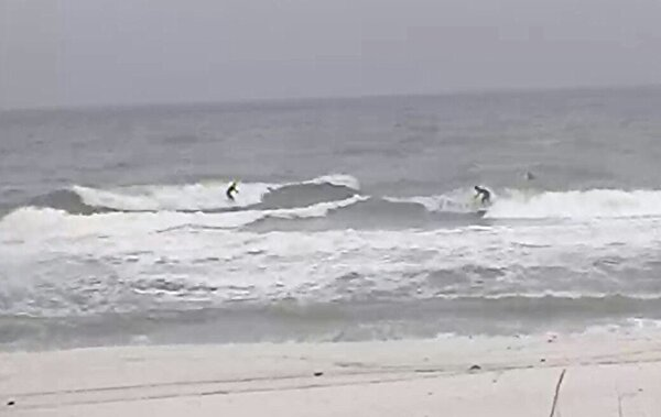 Wednesday Afternoon Beach and Surf Report 04/30/14