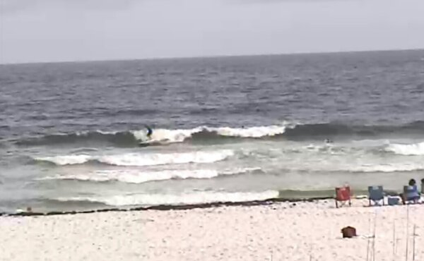 Saturday Afternoon Beach and Surf Report 05/31/14 4:45 pm
