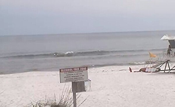 Thursday Afternoon Beach and Surf Report 05/01/14