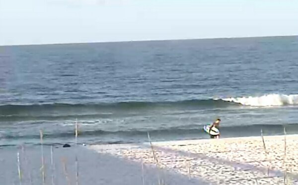 Sunday Sunrise Beach and Surf Report 06/29/14