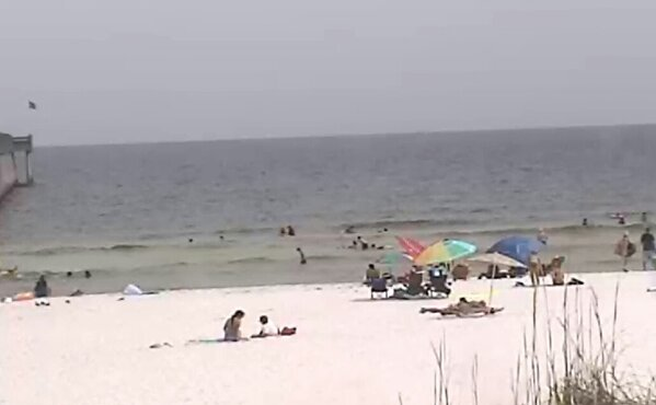 Friday Afternoon Beach and Surf Report 06/27/14