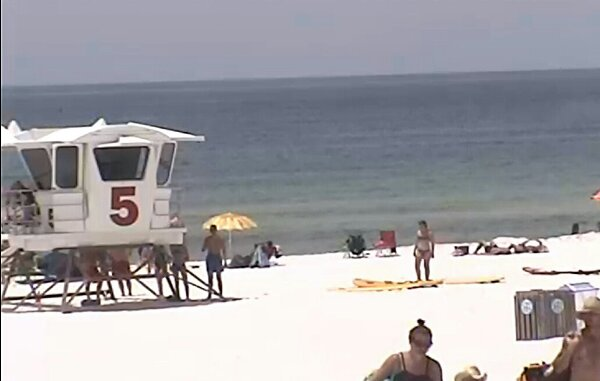 Friday Midday Beach and Surf Report 06/27/14