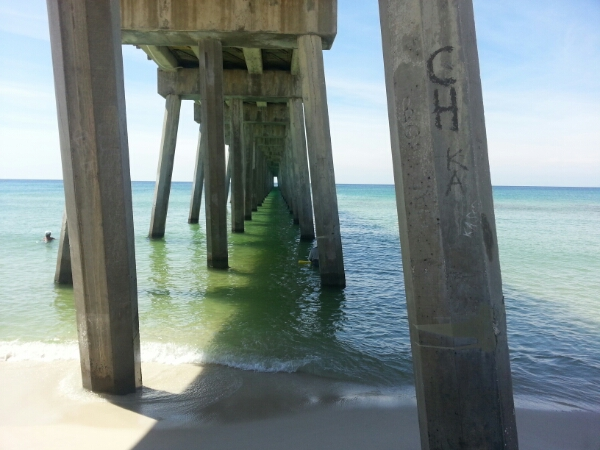 Tuesday Midday Beach and Surf Report 07/20/14
