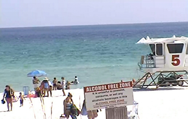 Thursday Afternoon Beach and Surf Report 07/31/14