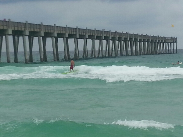Friday Afternoon Beach and Surf Report 08/29/14