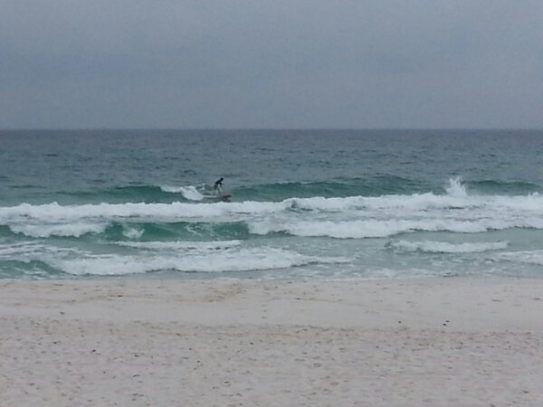 Sunday Afternoon Beach and Surf Report 09/28/14