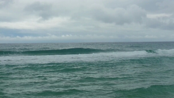 Monday Afternoon Beach and Surf Report 09/29/14