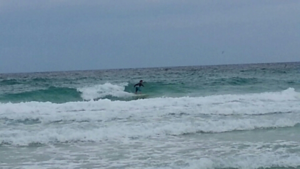 Wednesday Afternoon Beach and Surf Report 11/05/14