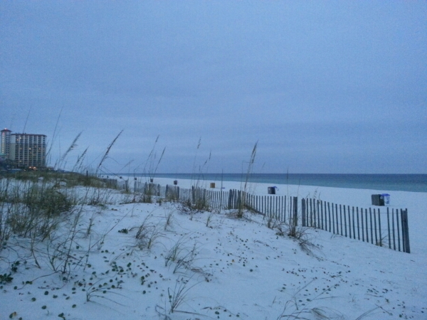 Thursday Sunrise Beach and Surf Report 11/13/14