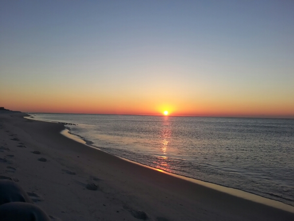 Friday Sunrise Beach and Surf Report 11/14/15