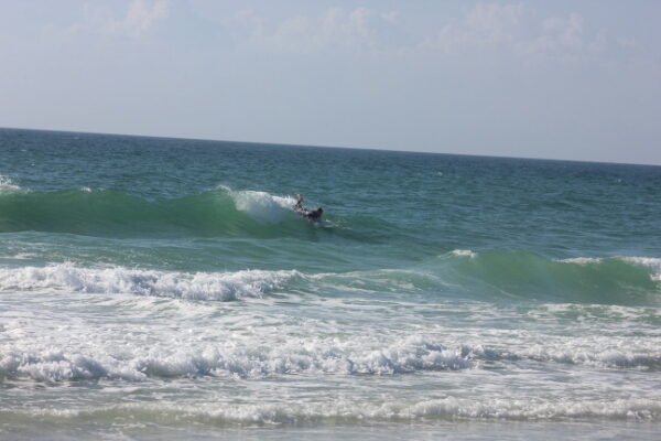 Friday Midday Beach and Surf Report 12/05/14