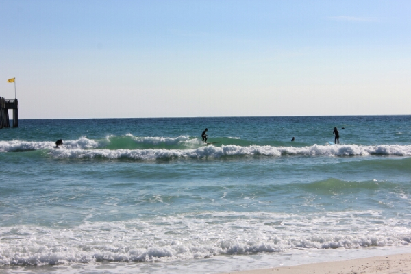 Tuesday Afternoon Beach and Surf Report 12 /16/14