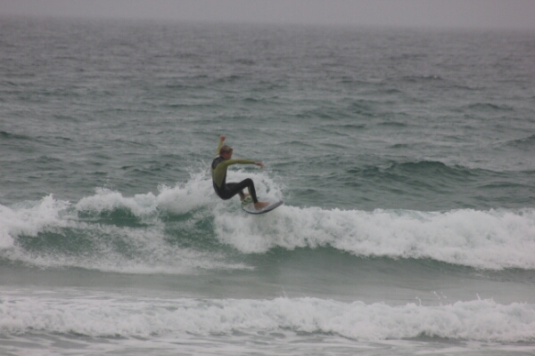 Tuesday Midday Beach and Surf Report 12/23/14