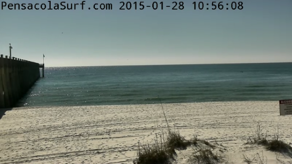 Wednesday Midday Beach and Surf Report 01/28/15