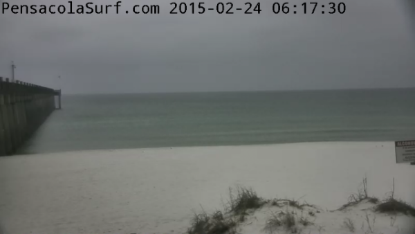 Tuesday Sunrise Beach and Surf Report 02/24/15