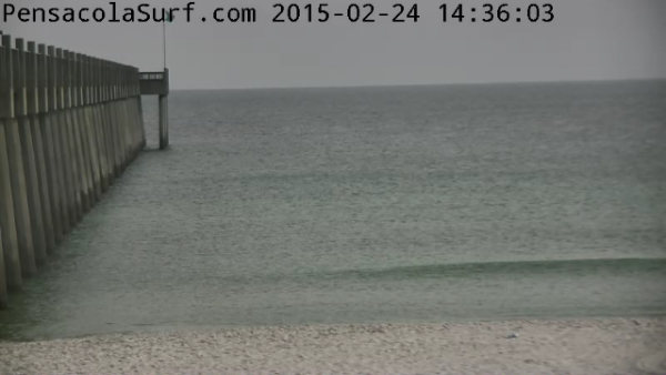 Tuesday Afternoon Beach and Surf Report 02/24/15