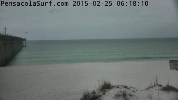 Wednesday Sunrise Beach and Surf Report 02/25/15