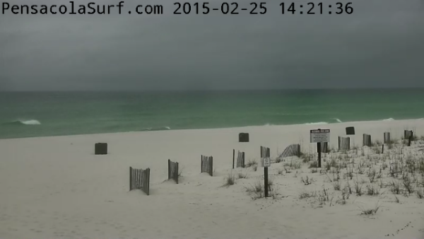 Wednesday Afternoon Beach and Surf Report 02/25/15
