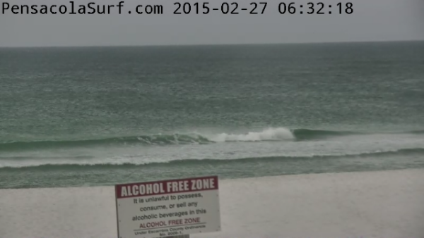 Friday Sunrise Beach and Surf Report 02/27/15