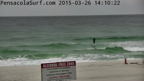 Thursday  Afternoon Beach and Surf Report 03/26/15