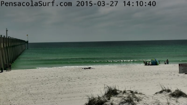 Friday  Afternoon Beach and Surf Report 03/27/15