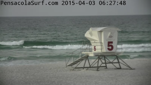 Friday Sunrise Beach and Surf Report 04/03/14