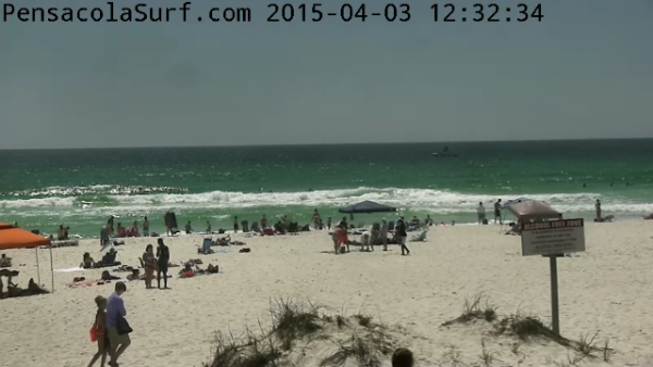 Friday Afternoon Beach and Surf Report