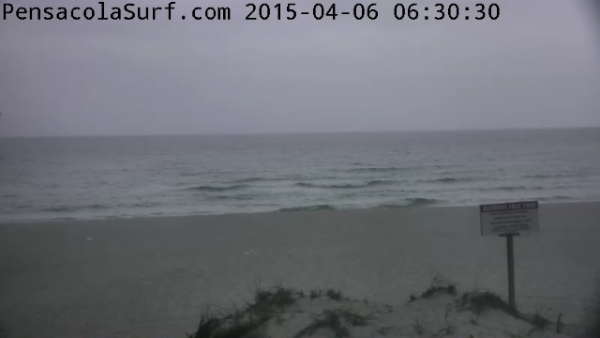 Monday Sunrise Beach and Surf Report 04/06/15