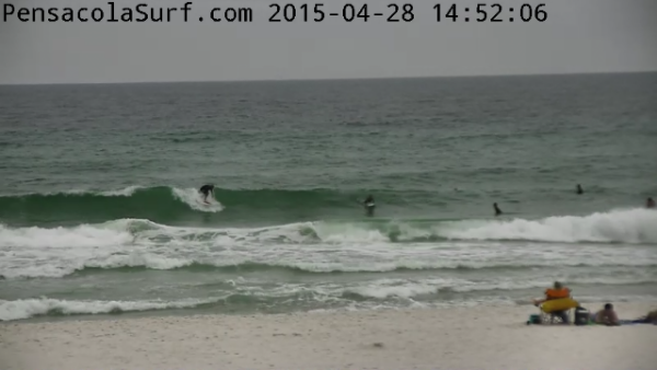 Tuesday After-work Beach and Surf Report 04/28/15