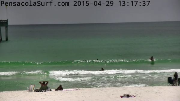 Wednesday Afternoon Beach and Surf Report 04/29/15