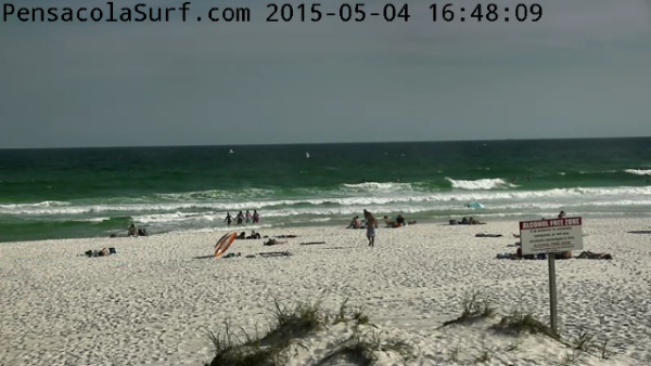 Monday Afternoon Beach and Surf Report 05/04/15