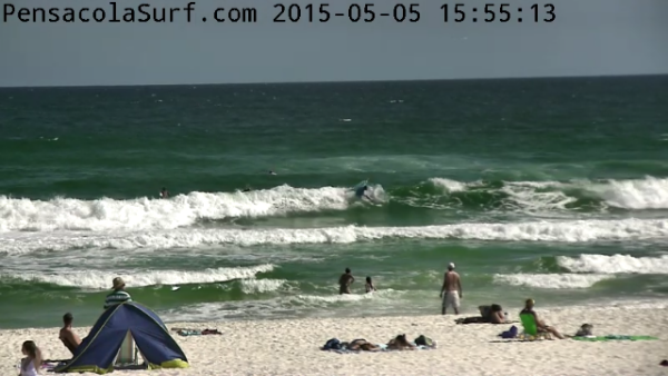 Tuesday After-work Beach and Surf Report 05/05/15