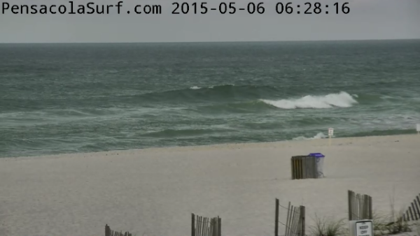 Wednesday Sunrise Beach and Surf Report 05/06/15