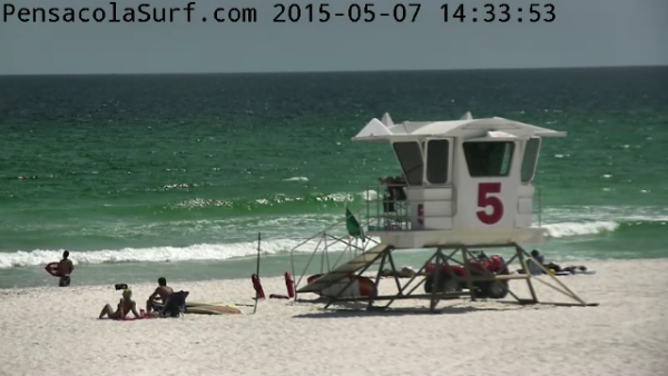 Thursday Afternoon Beach and Surf Report 05/07/15