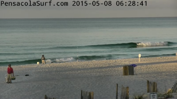 Friday Sunrise Beach and Surf Report 05/08/15