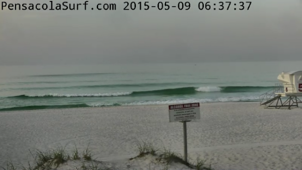 Saturday Sunrise Beach and Surf Report 05/09/15