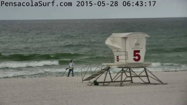 Thursday Sunrise Beach and Surf Report 05/28/15