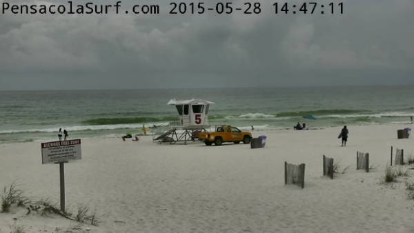 Thursday After-work Beach and Surf Report 05/28/15