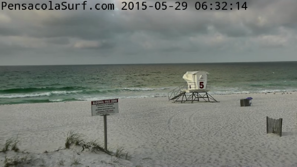 Friday Sunrise Beach and Surf Report 05/29/15