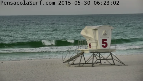Saturday Sunrise Beach and Surf Report 05/30/15