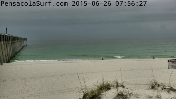 Friday Morning Beach and Surf Report  06/26/15