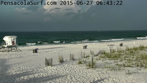 Saturday Sunrise Beach and Surf Report 06/27/15