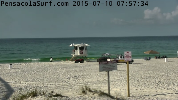 Friday Morning Beach and Surf Report 07/10/15