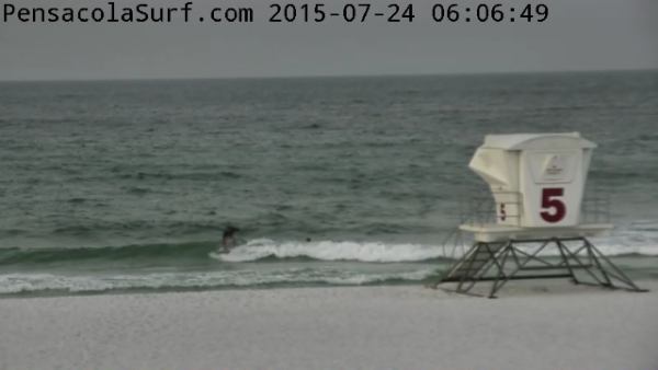 Friday Sunrise Beach and Surf Report 07/24/15